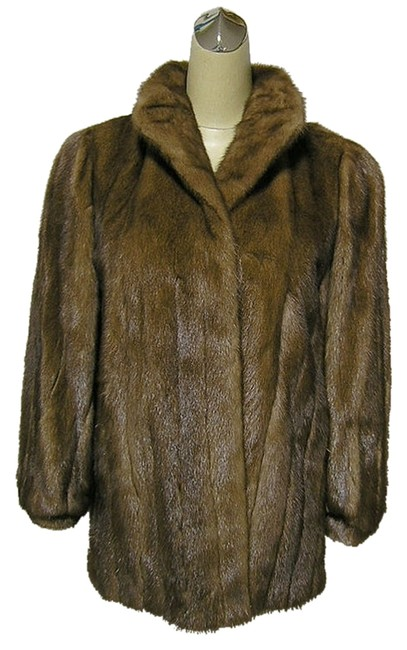 Other Mink Jacket Mink Real Fur Emba Fur Coat