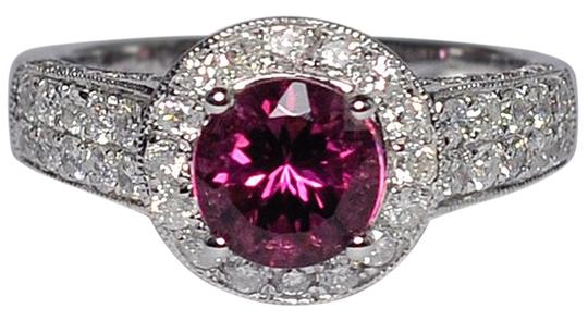 Preload https://img-static.tradesy.com/item/22561584/ny-collection-white-womens-genuine-pink-tourmaline-diamond-solitaire-14k-gold-228ct-ring-0-2-540-540.jpg