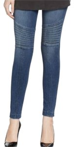 SOLD Design Lab Skins 360 Denim Skinny Jeans-Medium Wash