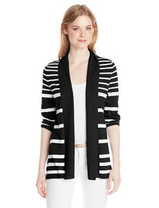 Leo & Nicole Striped Cardigan