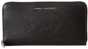 Marc Jacobs Marc Jacobs Saffiano Leather Continental Wallet
