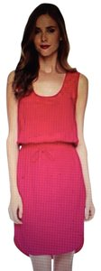Splendid short dress Aurora Pink on Tradesy