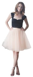 Space 46 Boutique Tulle Ballerina Skirt Blush