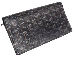 Goyard Goyard Limited Edition Richelieu Bifold Wallet Canvas Leather