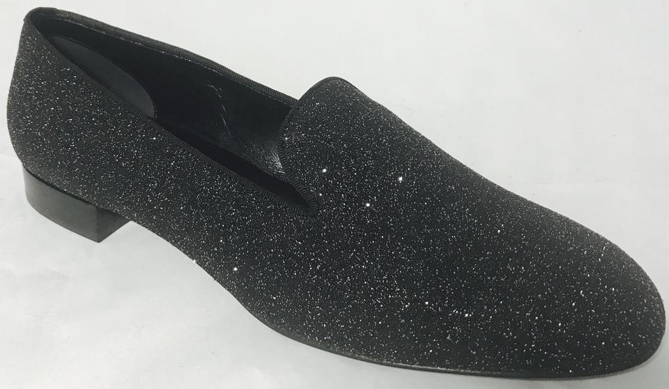 fc5bed5e48a Saint Laurent Black New In Box Sugar Changy Leather Flats  Slippers Flats