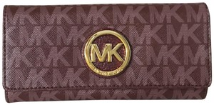 Michael Kors FULTON FLAP CONTINENTAL WALLET