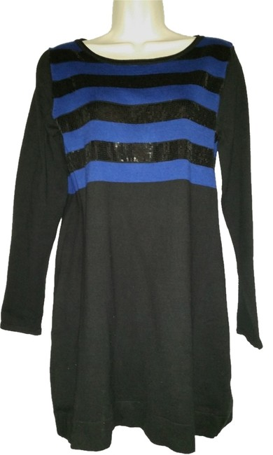 Preload https://item5.tradesy.com/images/style-and-dress-black-and-blue-2256744-0-0.jpg?width=400&height=650