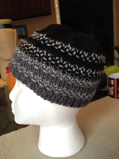 Other Black/gray hat