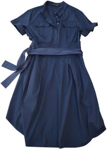 Cynthia Steffe Belted Maya Dress