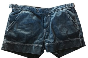 AG Adriano Goldschmied Denim Shorts-Medium Wash