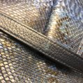 Python Snake Tote in blue Image 11