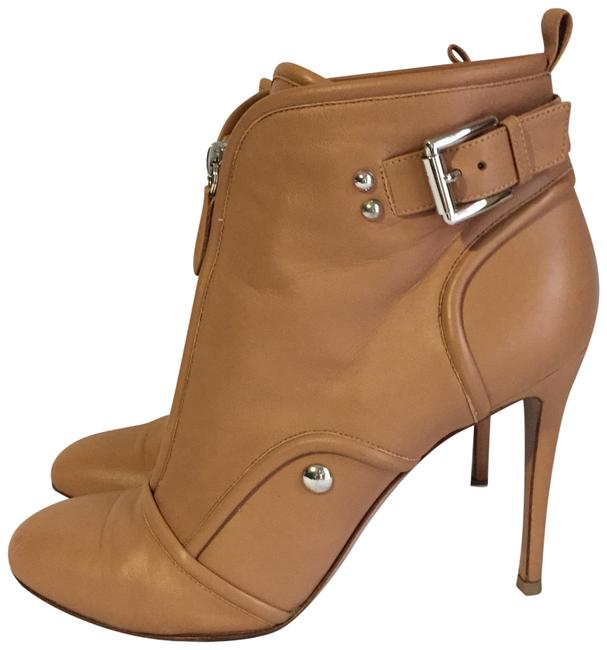 Item - Beige Ankle Boots/Booties Size EU 40.5 (Approx. US 10.5) Regular (M, B)