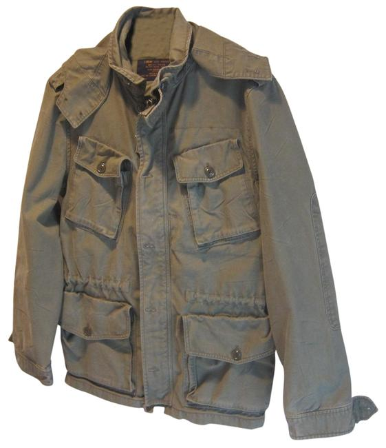 Item - Army Green Style Jacket Size 6 (S)