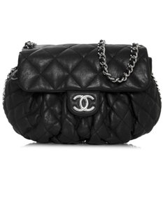 Chanel Chain Around Quilted Cross Body Bag