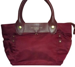 Marc by Marc Jacobs Tote in Maroon