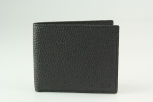 Gucci Black Grand Prix Bifold Wallet Men's Jewelry/Accessory