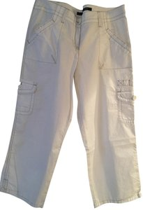 The Limited Capris White
