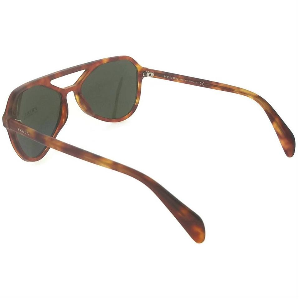 f36b3b76ccfda Prada Men s Green Sunglasses