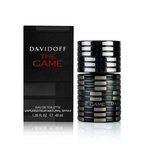 davidoff THE GAME BY DAVIDOFF FOR MEN-EDT-40 ML-MADE IN FRANCE