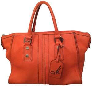 MILLY Satchel in Orange