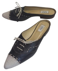 Furla Brown/Beige Flats