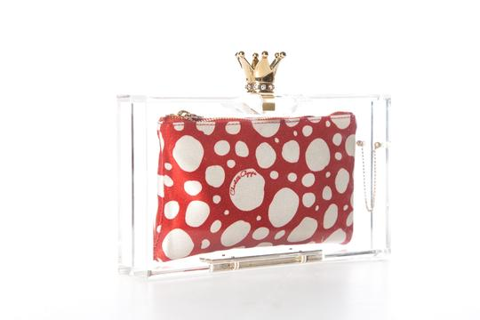 Charlotte Olympia Lucite Clutch Image 1