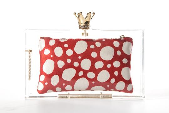 Charlotte Olympia Lucite Clutch Image 3