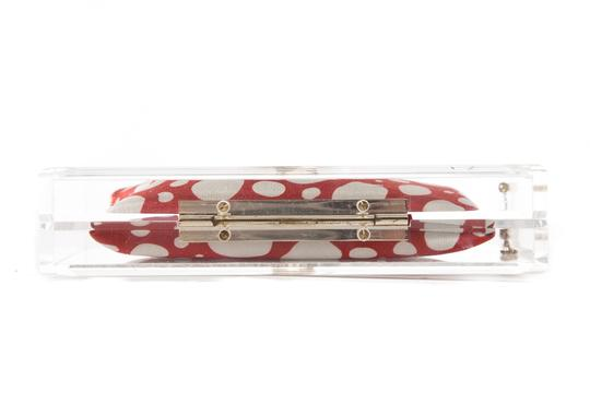 Charlotte Olympia Lucite Clutch Image 4