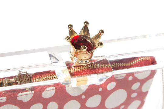 Charlotte Olympia Lucite Clutch Image 5