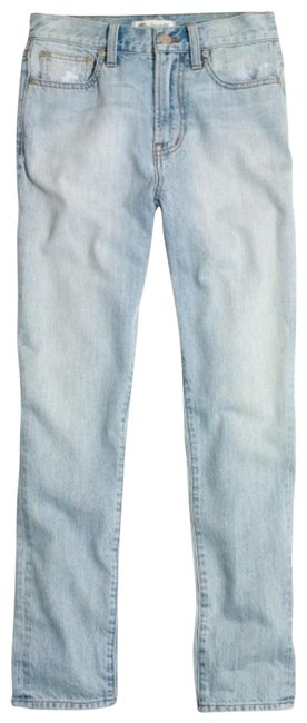 Item - Fitzgerald Wash Light The Perfect Summer Straight Leg Jeans Size 24 (0, XS)