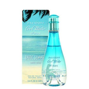 davidoff COOL WATER EXOTIC SUMMER-DAVIDOFF-WOMEN-EDT-100 ML-FRANCE