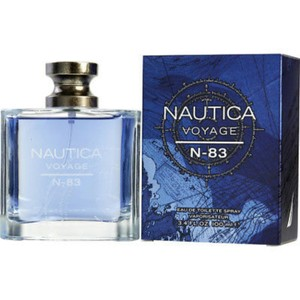 Nautica NAUTICA VOYAGE N-83 BY NAUTICA-MEN-EDT-100ML-MADE IN USA