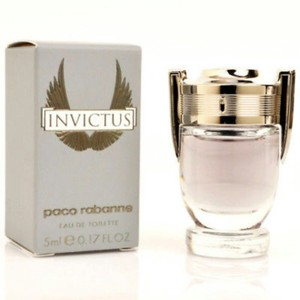 paco rabanne MINI-INVICTUS BY PACO RABANNE-EDT-5 ML-MADE IN SPAIN
