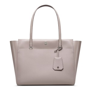 Tory Burch Tote in Dust Storm/Cardamom