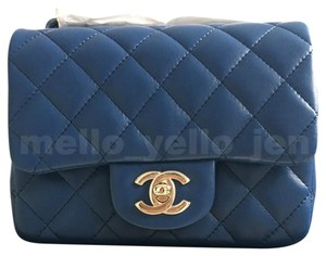 Chanel Mini Mini Flap Square Mini Classic Mini Classic Flap Cross Body Bag