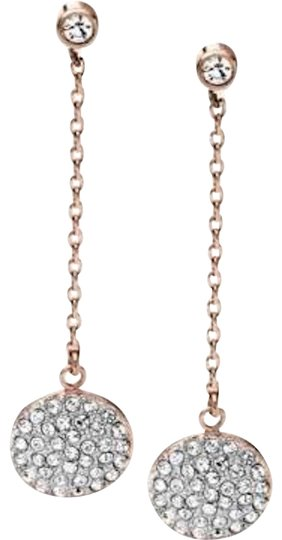 Preload https://img-static.tradesy.com/item/22572740/michael-kors-rose-gold-tone-crystal-drop-earrings-0-1-540-540.jpg