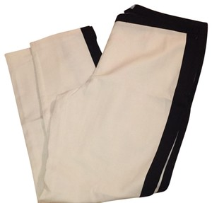 Cynthia Rowley Straight Pants white