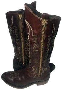 Golden Goose Deluxe Brand Cowgirl Women Size 6.5 Cowgirl Size 6.5 Brown Boots