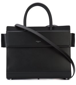 Givenchy Silver Hardware Tote in Black