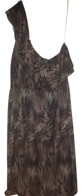 She's Cool short dress Brown on Tradesy