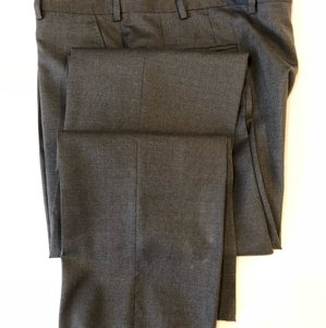 Valentino Relaxed Pants gray