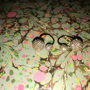 Kate Spade Double Ball Pave