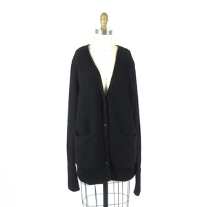 Alexander Wang Slouch Knit Heavy Cardigan