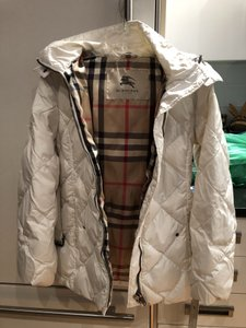 Burberry Brit Down Jacket Goose Down Goose Down Jacket Coat