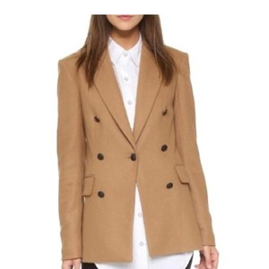 Rag & Bone camel tan brown Blazer