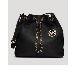 Michael Kors Frankie Shoulder Bags - Up to 90% off at Tradesy
