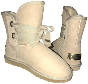 Australia Luxe Collective Suede Ugg Sand Boots