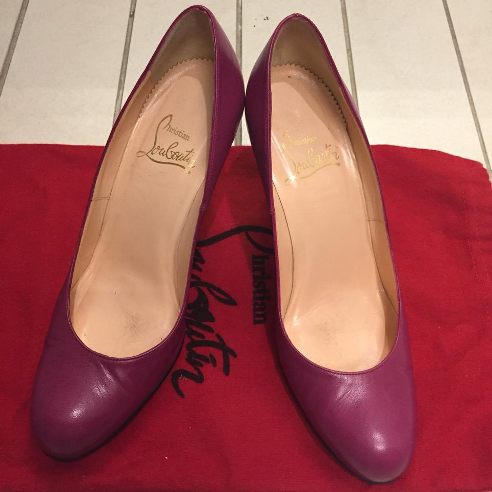 686f1c8e697 Fuchsia 85mm Simple Pumps