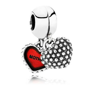 PANDORA Piece Of My Heart, Daughter, Two-Part Dangle Charm