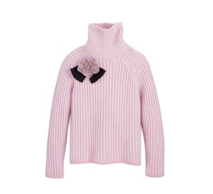 Kate Spade Knit Casual Longsleeve Sweater